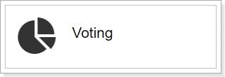 NEMの投票機能