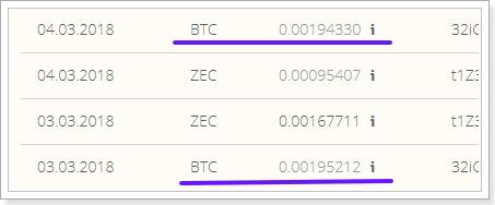 クラウドマイニング「GenesisMining」のビットコイン採掘が開始