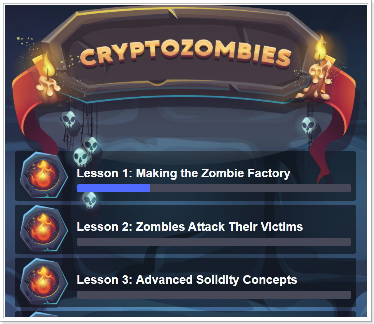 LoomNetwork,CryptoZombies