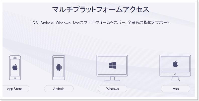 Houbi取引所、PC、Android、iOS版がある