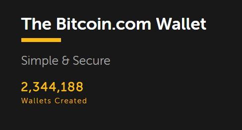 Bitcoin.comでBTC情報を表示させる方法