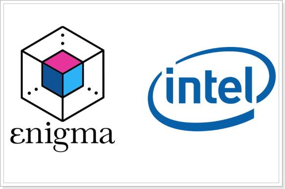 エニグマとインテル提携