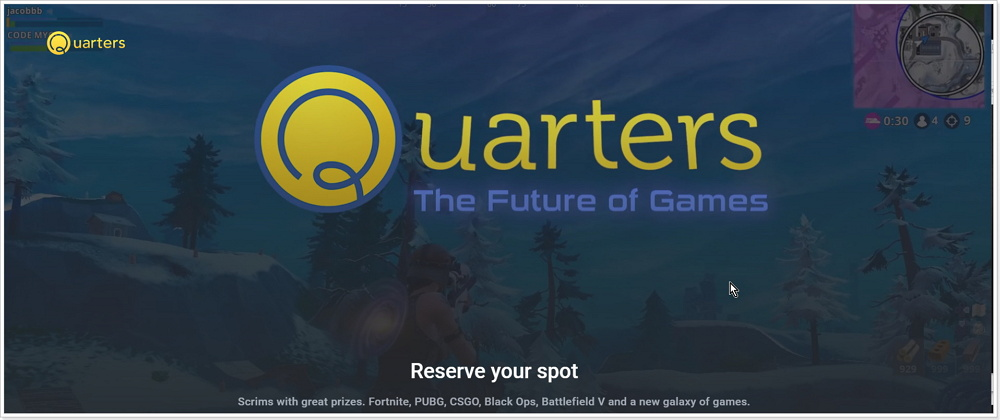 Poket of Quartersゲーム